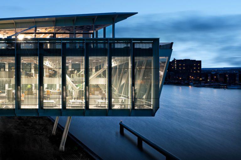 Amvest kantoor Amsterdam - Architectuurfotograaf Chiel de Nooyer