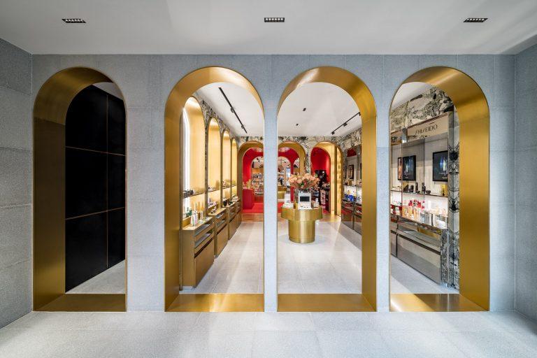 Chez L'elite, fotograaf voor cosmetica winkel, boutique in Amsterdam