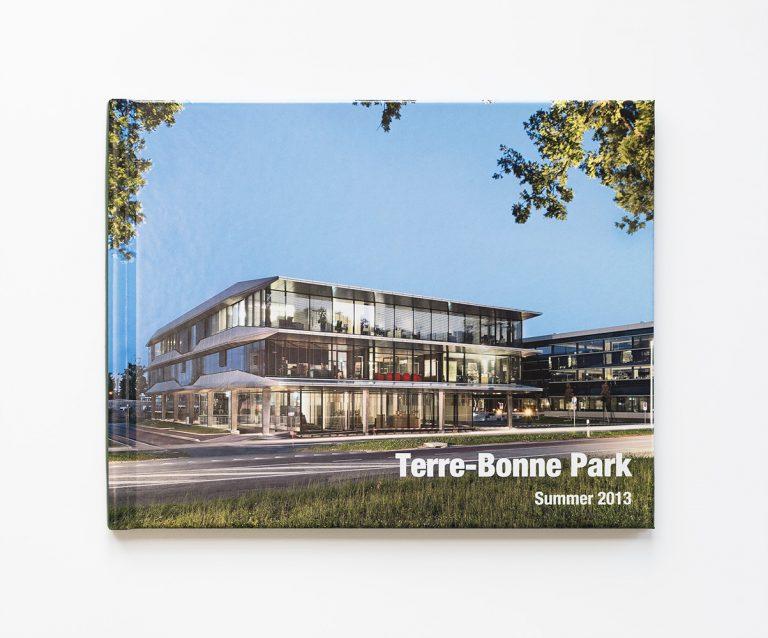 Nemaco Suisse - photobook about Terre Bonne Businesspark, fotografie kantoor / kantoren